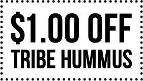 $1 off Tribe Hummus Coupon